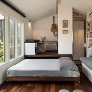 Krevet u fijoci: Još jedan način da uštedite prostor u malom stanu