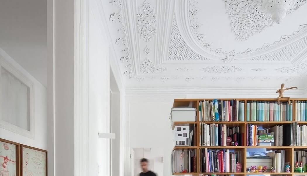 Adaptacija starog stana u Lisabonu uz poštovanje istorijskog nasleđa