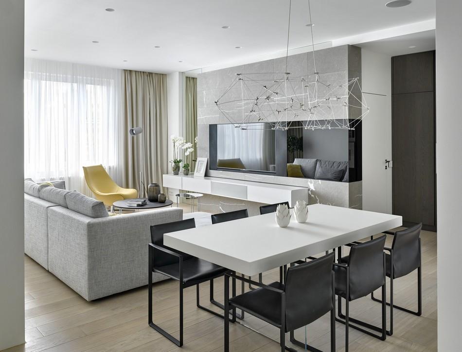 Ruski modernizam: Pogledajte kako izgleda luksuzan stan u Moskvi