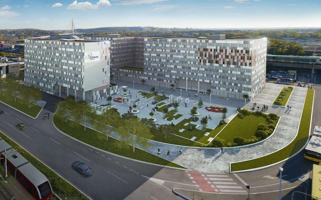 Sirius: Novi poslovni kompleks u Novom Beogradu