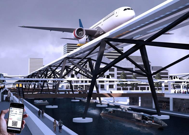 Ekscentričan plan izgradnje novog aerodroma usred grada