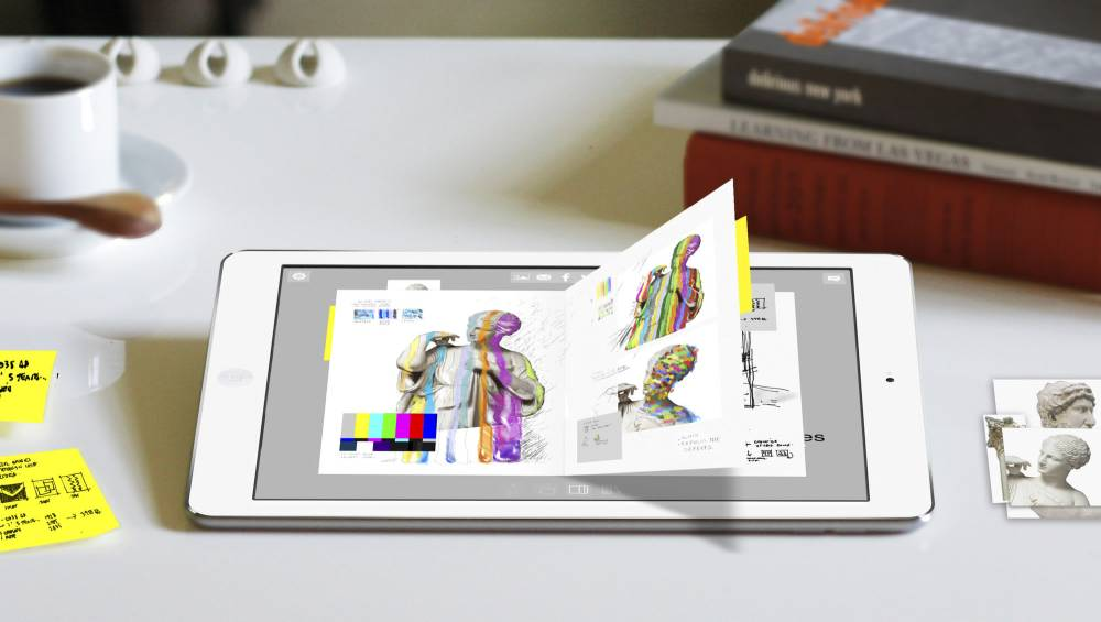 Journal: Budućnost crtanja na tabletu?
