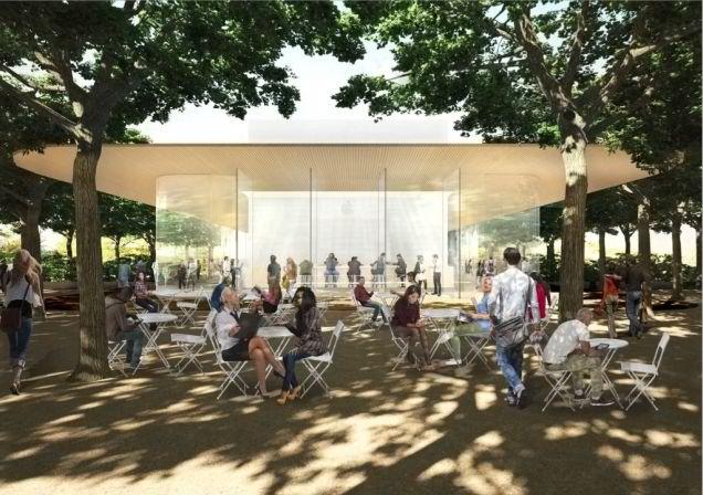 Nova upravna zgrada Applea imaće i galeriju za fanove