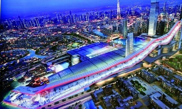 Dubai gradi najveće zatvoreno skijalište na svetu… usred pustinje!