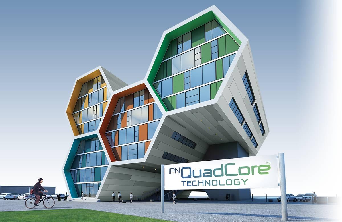Novo iz Kingspana: QuadCore sendvič paneli koji dodatno štede energiju