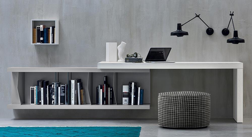 Kako radne stolove uklopiti s nameštajem u dnevnoj sobi