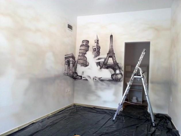 zidno-oslikavanje