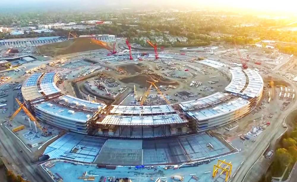 Impozantan vazdušni snimak najskupljeg gradilišta na svetu