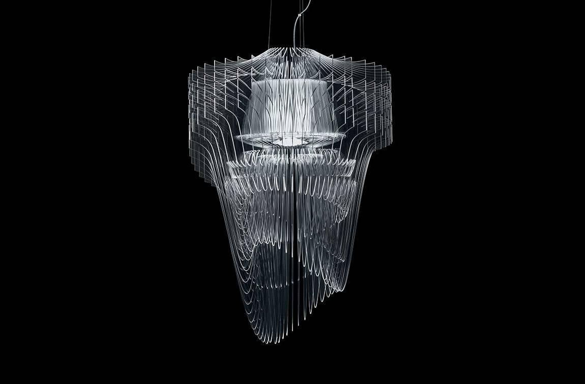 Plastika uzvraća udarac: Luster Zahe Hadid nominovan za prestižnu nagradu