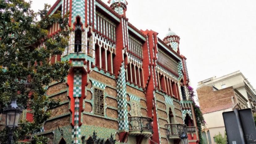 Gaudijeva Casa Vicens postaje muzej posvećen ovom slavnom arhitekti
