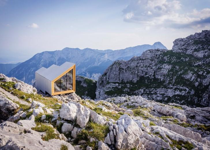 Planinari u Sloveniji imaju novo, prefabrikovano sklonište