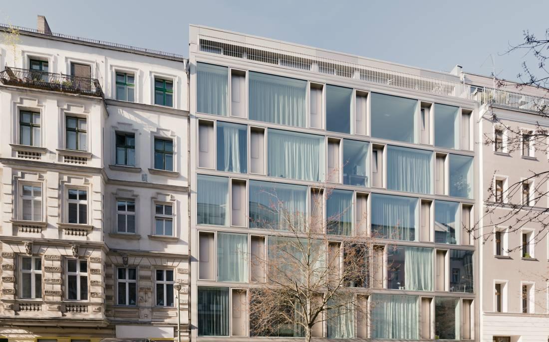Nova stambena zgrada u Berlinu zida se bez unutrašnjih zidova