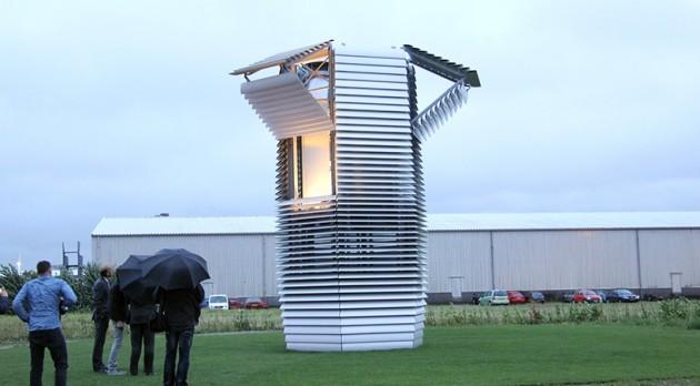 Smog free tower 01