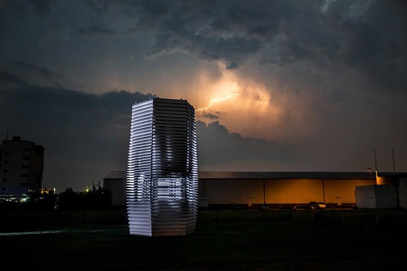 Čelični toranj pretvara smog u dijamante