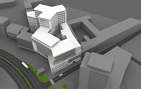 Kako će izgledati Galensov soliter od 13 spratova u centru Novog Sada