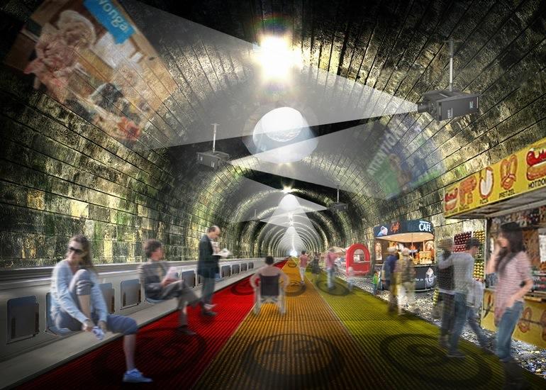 Peške ispod zemlje: Eskalatori koji su brži od metroa