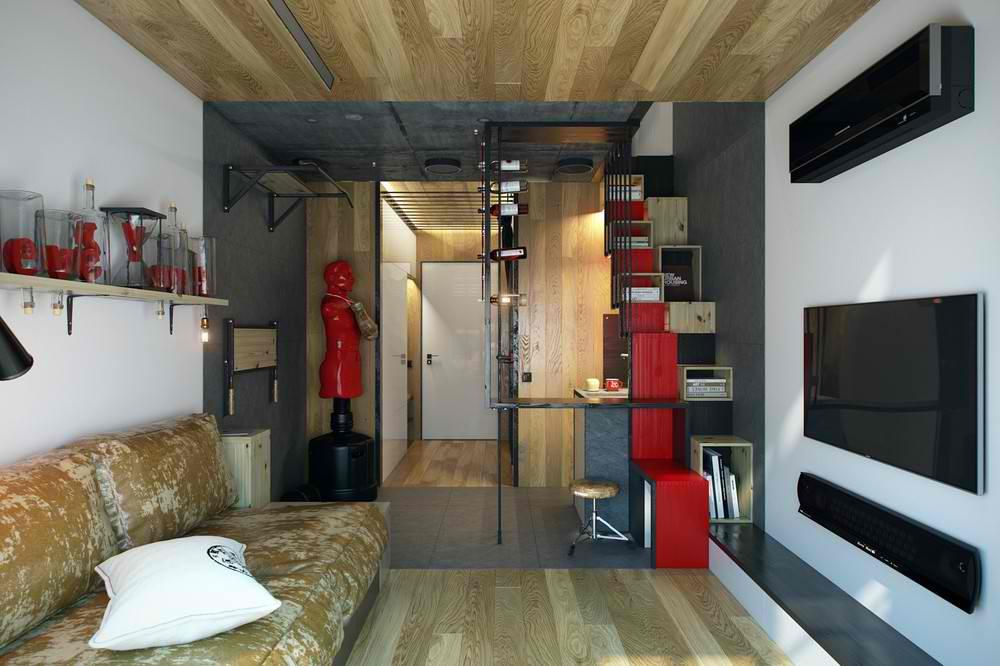 Kako je od 18 kvadratnih metara dobijeno duplo više prostora za život