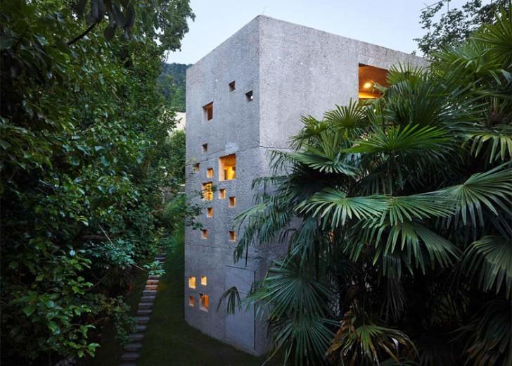 Bunker ili kuća? Raskoš skrivena iza betonskih zidina