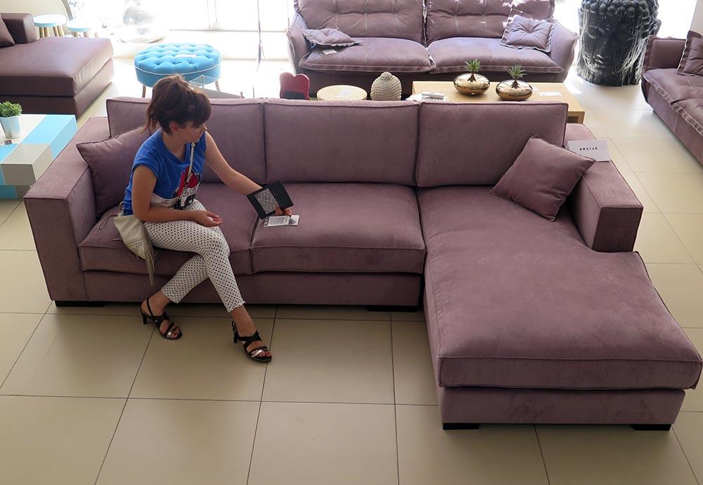 U šoping s arhitektom: Biramo za vas ugaone garniture i sofe