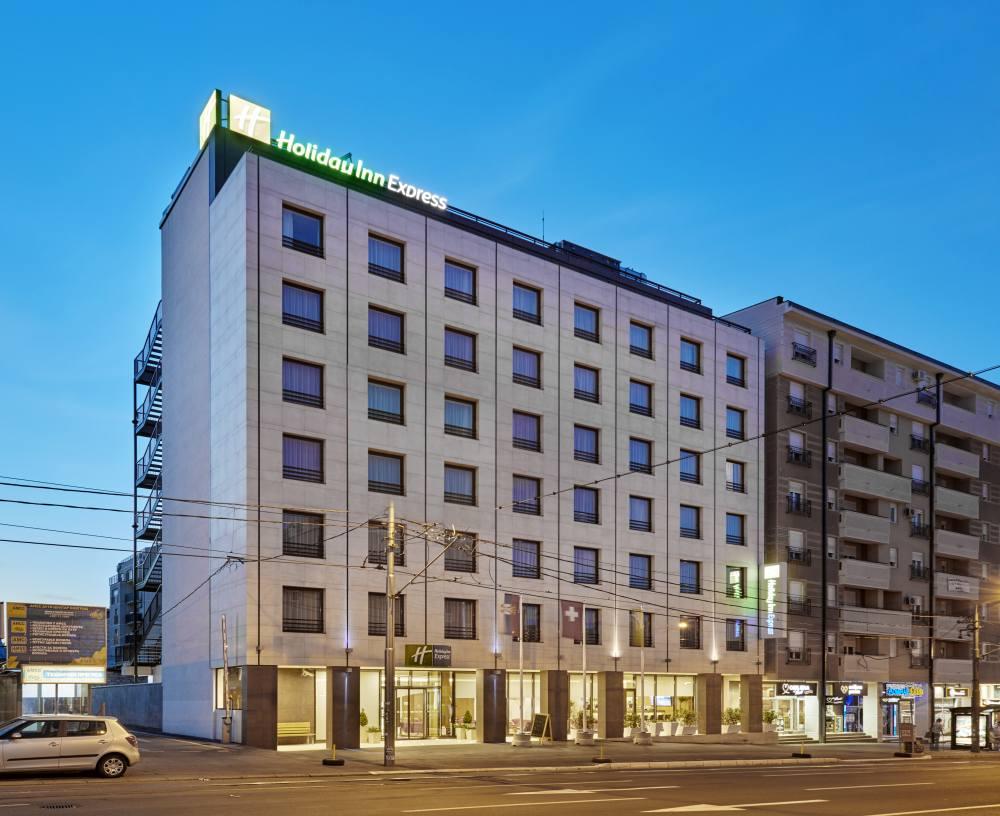 Kako izgleda novi Holiday Inn Express hotel u Beogradu