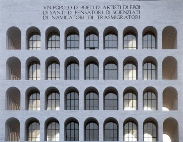 Fendi u Musolinijevoj zgradi 04