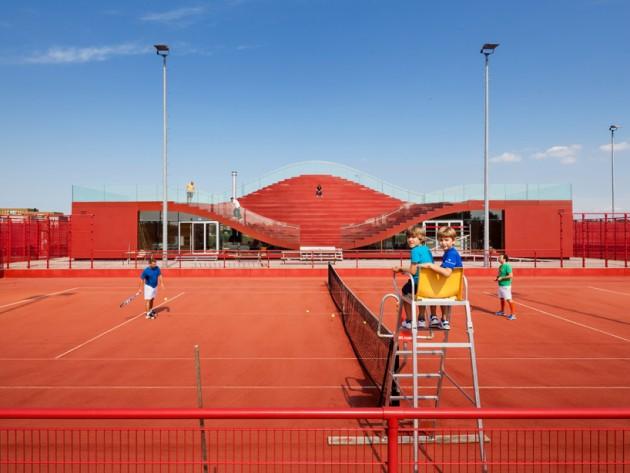 Ijburg teniski tereni 01