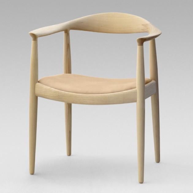 Originalna stolica Round Chair dizajnera Hansa Wegnera iz 1949. godine