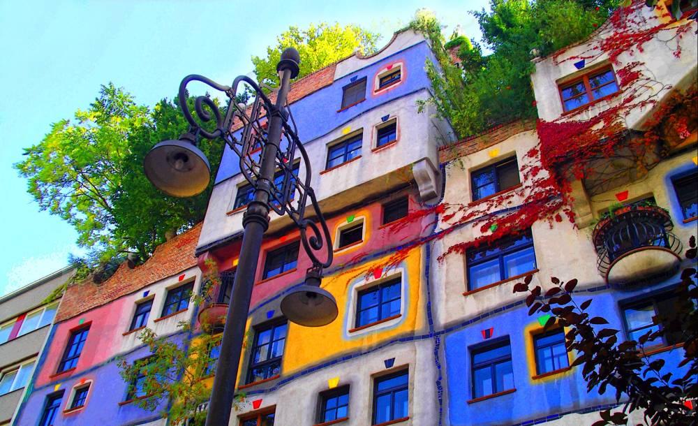 Putevima Hundertvasera: Predlog putovanja za arhitekte