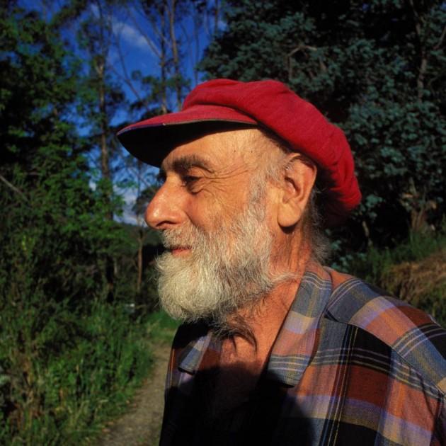 Friedensreich Hundertwasser, 1928-2000. Foto: Wikipedia