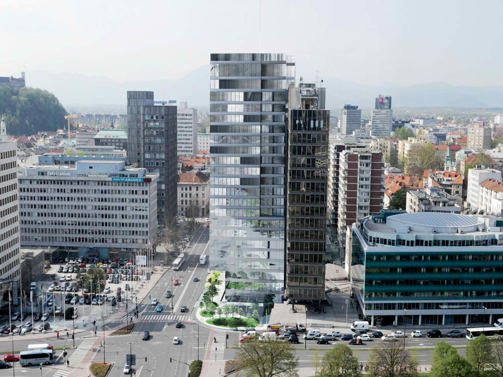 Delta podiže InterContinental u Ljubljani s pet zvezdica