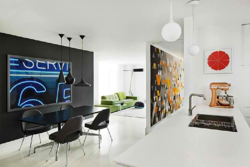 Koloritan stan u kojem je svaki ugao pametno iskorišćen