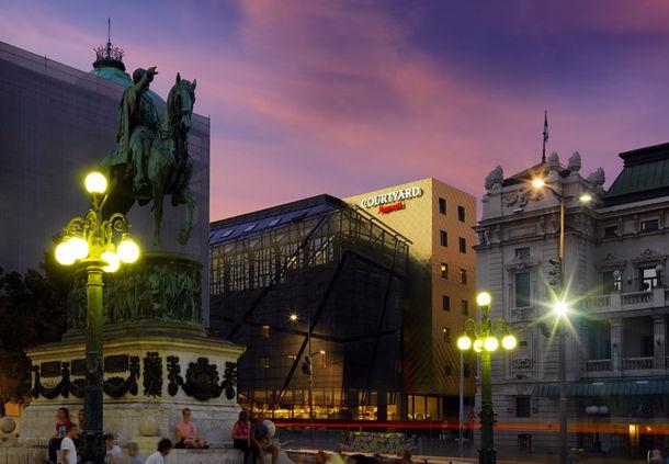 Otvoren Courtyard Marriott u samom centru Beograda
