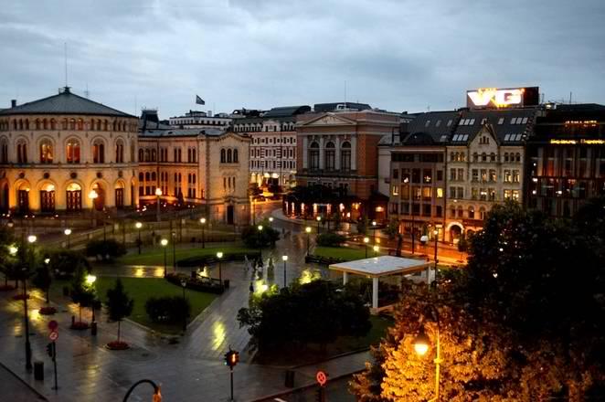 Oslo zabranjuje promet automobilima u centru grada od 2019.