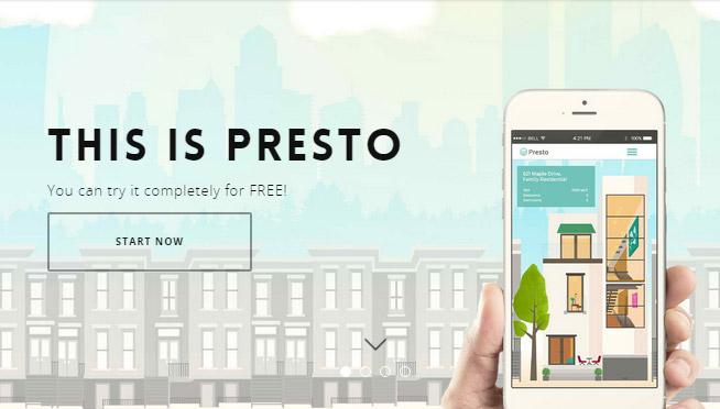 PRESTO: Case 3D ponudio besplatnu WordPress temu za prodaju nekretnina