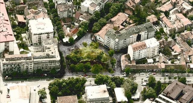 Beograd: Počelo uređenje trgova u Starom gradu