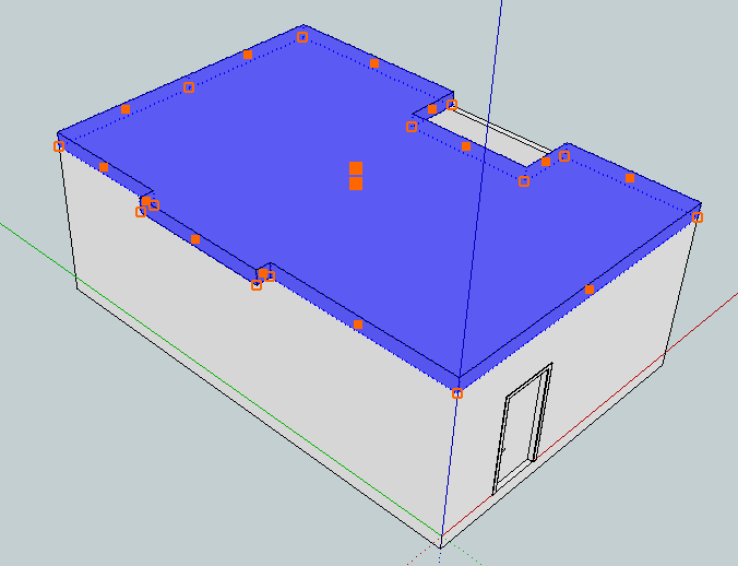 Nacrtajte kuću u SketchUpu za jedan minut
