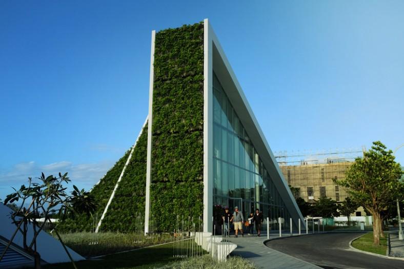 Završena prva kuća u naselju koje će svojim dizajnom imitirati prirodu