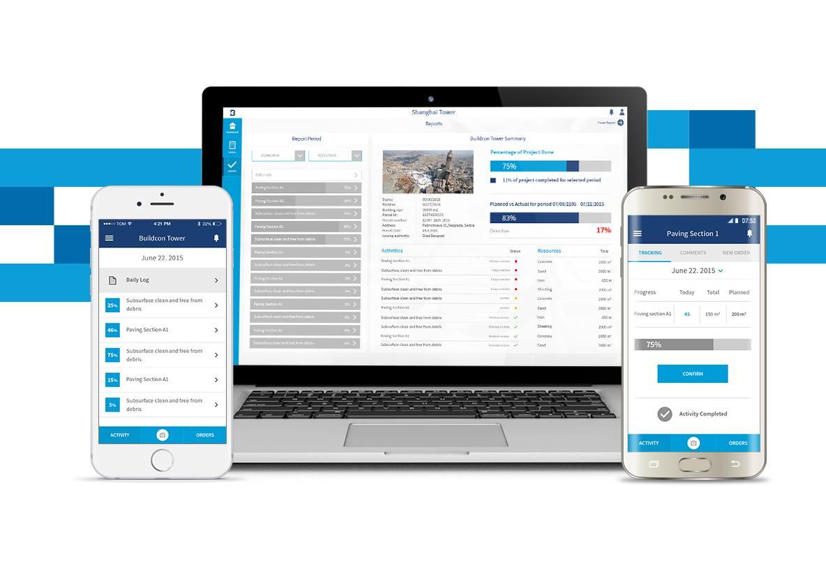 Buildcon: Domaća aplikacija za projektni menadžment na gradilištu