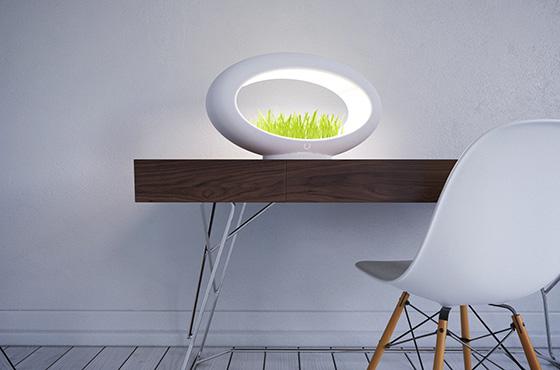 Podržite na Kickstarteru domaću lampu s kojom možete uzgajati travu u kući