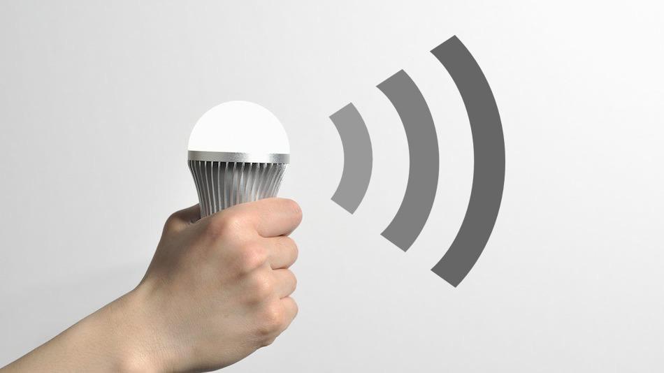 LED svetlo emituje Li-Fi signal koji je 100 puta brži od Wi-Fi
