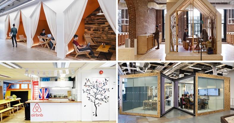 Ovako izgledaju prostori koji su proglašeni za najbolja mesta za rad