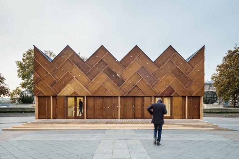 Kada drvena vrata postanu glavni građevinski materijal