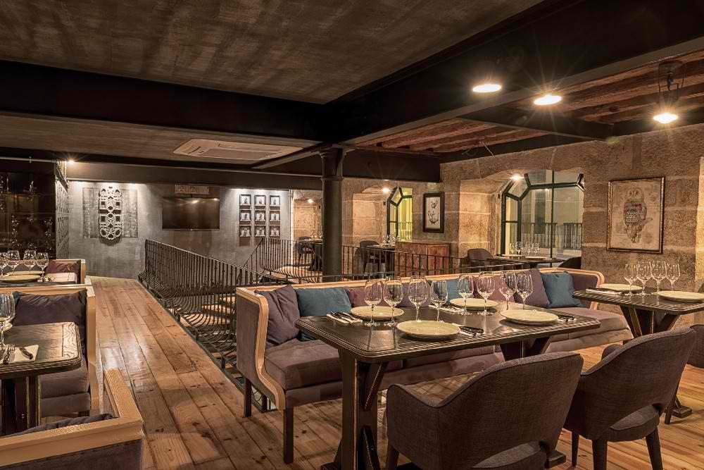 Eklektičan enterijer novog restorana u Lisabonu
