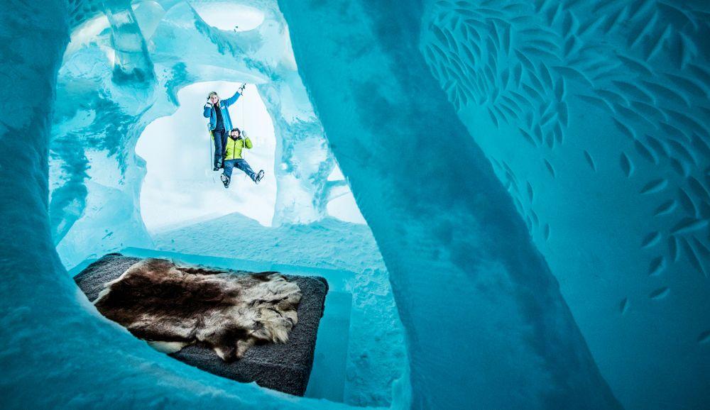 Novi ledeni hotel u Švedskoj sagrađen od 700 miliona grudvi snega