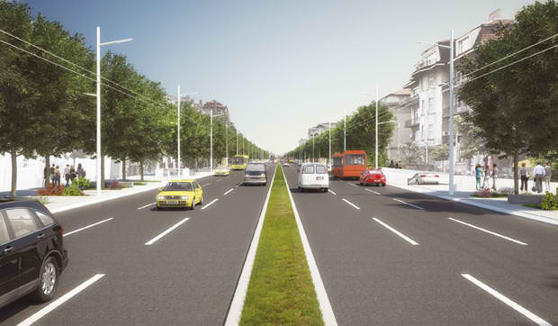 Kroz ulicu kneza Miloša voziće se u šest traka