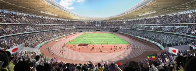 Nacionalni stadion u Tokiju 02