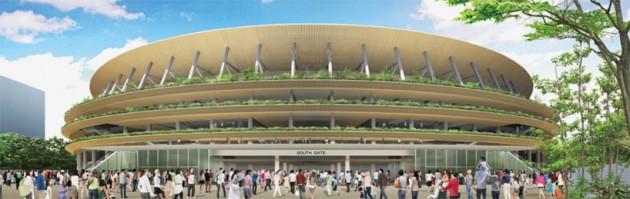 Nacionalni stadion u Tokiju 03
