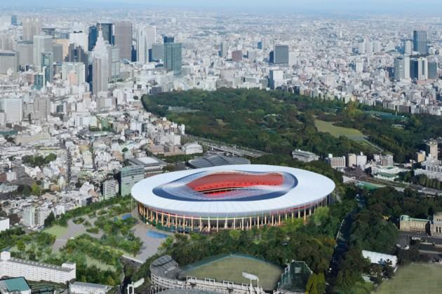 Nacionalni stadion u Tokiju 04