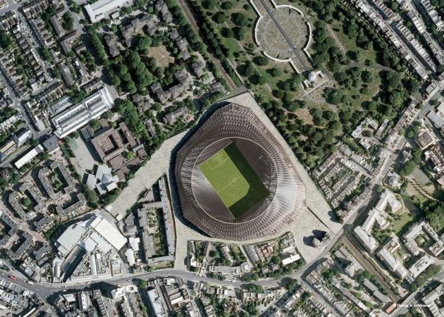 Novi Celzijev stadion 04