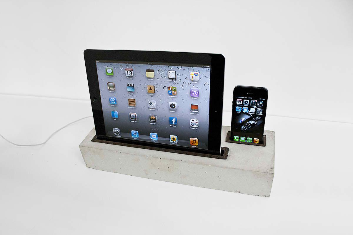 Beton s jabukama: Punjač za Apple telefone i tablete